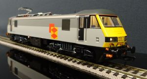 32-611 Class 90 90037 BR Railfreight DCC Fitted